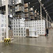 В продаже фронтальные стеллажи Schaefer (Германия) в отличном состоянии