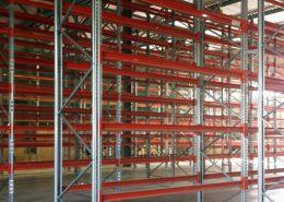 Балки б/у для паллетных стеллажей Constructor